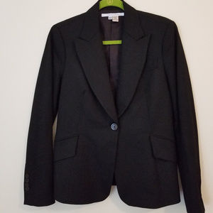Black suiting jacket